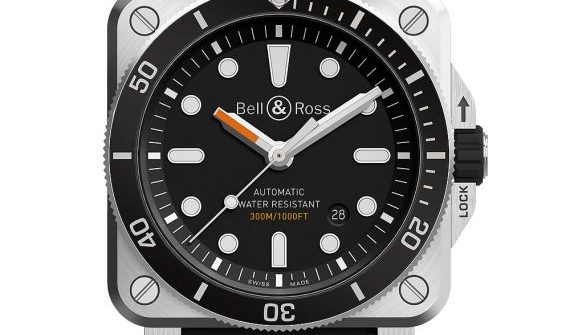 Bell & Ross BR03-92 Diver - front