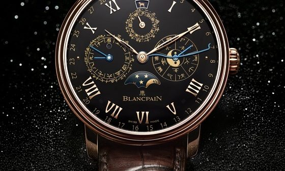 Blancpain Traditional Chinese Calendar Only Watch 2015