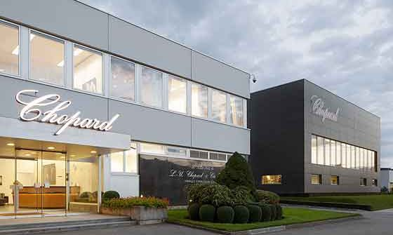 Chopard Headquarters - Meyrin
