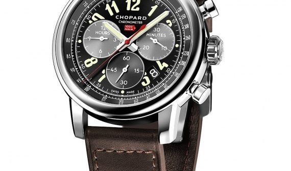 Chopard Mille Miglia 2016 XL Race Edition - soldier
