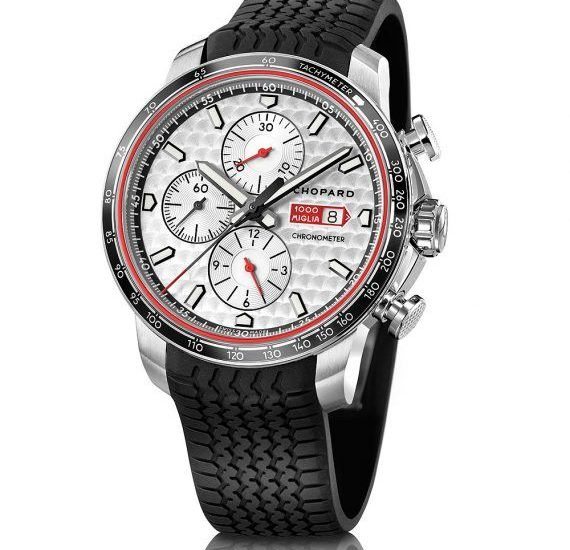 Chopard Mille Miglia 2017 Race Edition - soldier