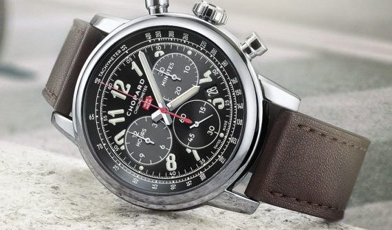 Chopard Mille Miglia 2016 XL Race Edition Chronograph - reclining