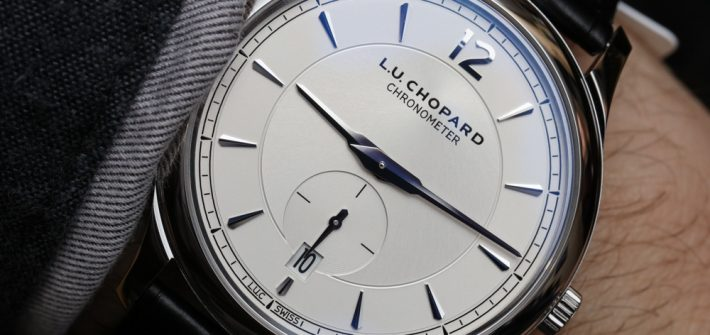 Chopard L.U.C XPS 1860 Watches In Steel Or Gold Hands-On Hands-On
